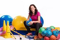 S novou metodou cvičení seznámila své klientky cvičitelka Jana Boučková.