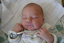 Jakub Roubal. Narodil se 19.října v jablonecké porodnici mamince Veronice Novákové z Rychnova. Vážil 4,02 kg a měřil 52 cm.