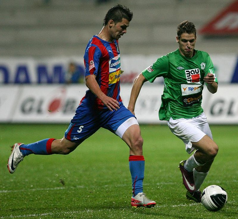 Baumit Jablonec podlehl v atraktivním utkání Plzni 4:2.
