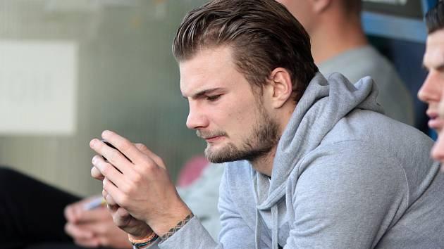 Vít Beneš, stoper FK Baumit