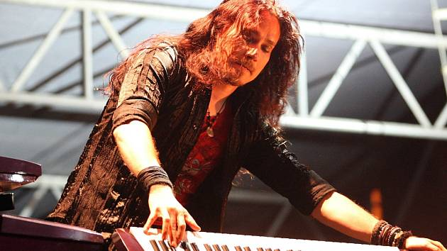 Šéf Nightwish Tuomas Holopainen