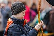 Velikonoce na Dlaskově statku v Dolánkách u Turnova přilákaly stovky lidí.