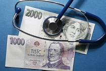 Kdopak nám ty finance uzdraví? Ilustrační foto