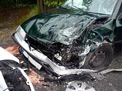 Nehoda - ilustrační snímek