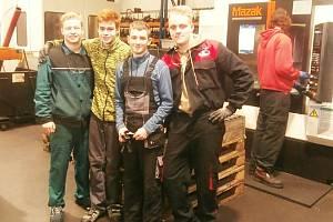 Student Střední průmyslové školy technické Jablonec se nedávno vrátil z čtyřtýdenní stáže v Irsku, konkrétně ve městě Sligo.