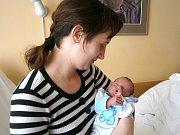 Pavel Jiránek se narodil Karolíně Pšeničkové a Pavlovi Jiránkovi z Liberce 26.4.2015. Měřil 48 cm a vážil 3150 g.