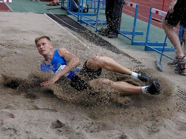 Na atletickém mítinku v sobotu 5. března, na Jablonecké hale 2016, nebude chybět ani úspěšný Radek Juška.