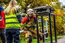 3. ročník soutěže TFA – nejtvrdší hasič, který pořádala Střední škola Semily.