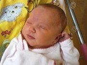 Veronika Jirošová se narodila Šárce a Jiřímu Jirošovým z Hodkovic nad Mohelkou dne 26.10.2015. Měřila 53 cm a vážila 4300 g.