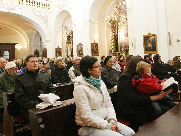 Kostel. Ilustrační snímek