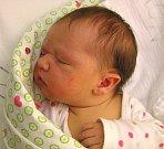 Nela Friedrichová se narodila Daně a Vilémovi Friedrichovým z Příchovic 15.11.2016. Měřila 51 cm a vážila 3870 g.