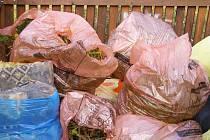 Pytle na odpad