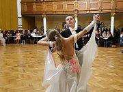 Taneční ukázky STT na 1. prodloužené TOPDANCE