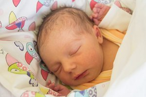 AMÁLIE VOBOŘILOVÁ se narodila v úterý 10. října mamince Vladimíře Vobořilové z Liberce. Měřila 49 cm a vážila 3,45 kg.