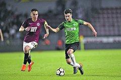 Vítěznou sérii zápasů přerušila jabloneckým hráčům v HET lize Sparta. Na domácím hřišti vyhrála 2:0.