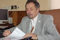 Václav Horáček, starosta Železného Brodu, získal v procentech nejvíce přednostních hlasů ve volbách do krajského zastupitelstva.