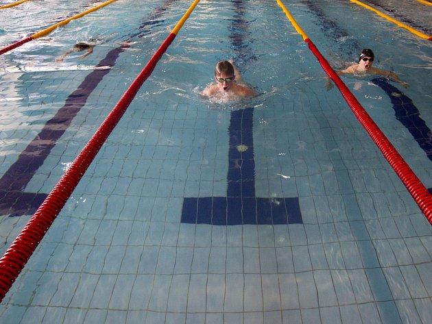 Jablonecký bazén - ilustrační snímek