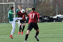 Jablonecká rezerva si poměřila síly s libereckým béčkem Slovanu.Jak potvrdil manažer Adam Pelta, příležitost měli dostat hlavně mladí hráči.