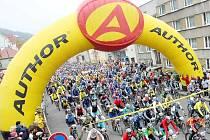 Nova Author Cup 2008. Na tři tisíce jezdců vyrazilo do Jizerských hor.