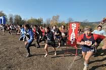 Za krásného slunečného počasí se tento víkend konal již 33. ročník Janovských 11 a 19 km. Na startu se sešlo téměř 300 závodníků.