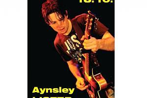 Britský kytarista Aynsley Lister s kapelou na turné po Evropě.