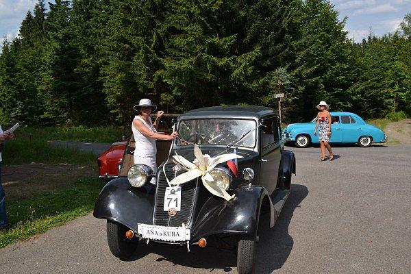 Tatra 57A Ivany Vacardové