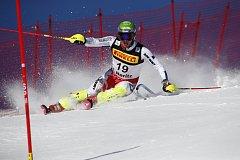 Jablonecký závodník Ondřej Berndt je s výsledkem prvního startu na SP ve finském Levi spokojený.