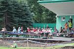 První zápas FORTUNA:DIVIZE C hrálo hamrovské áčko na domácím hřišti. O vítězi rozhodly penalty, tentokrát ale pro soupeře.