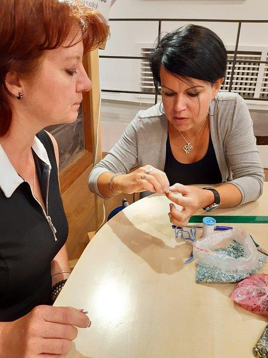 Workshopy v Železném Brodě.