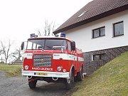 Sbor dobrovolných hasičů Loužnice. Technika.