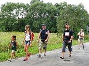 Sbor dobrovolných hasičů Loužnice. Výlet pro děti.