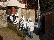 Sbor dobrovolných hasičů Loužnice. Výlet 2009.