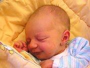 Michal Petr se narodil Evě a Michalovi Petrovým z Liberce 2.11.2016. Měřil 51 cm a vážil 3561 g