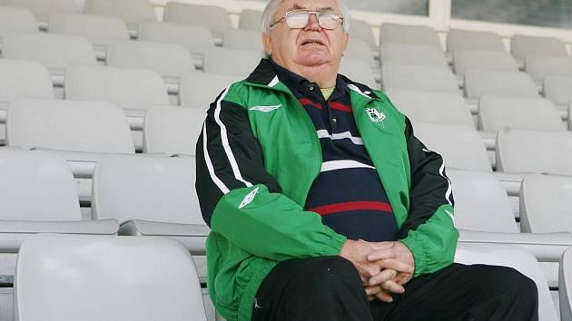 Petr Majer je v roli vedoucího týmu téměř dvacet let.