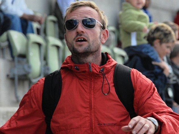 Tomáš Dvořák přijel do Jablonce v roli trenéra.