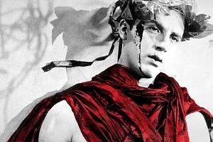 Plakát k projektu Krev básníka