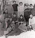 Sbor dobrovolných hasičů Loužnice. Rok 1985.