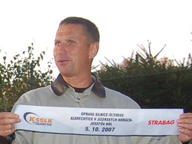 Jaroslav Zeman, starosta Albrechtic