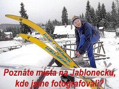Poznáte místa na Jablonecku?
