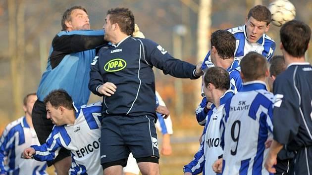 V dalším kole 1. A třídy Libereckého kraje se utkala družstva FK Jiskry Mšeno