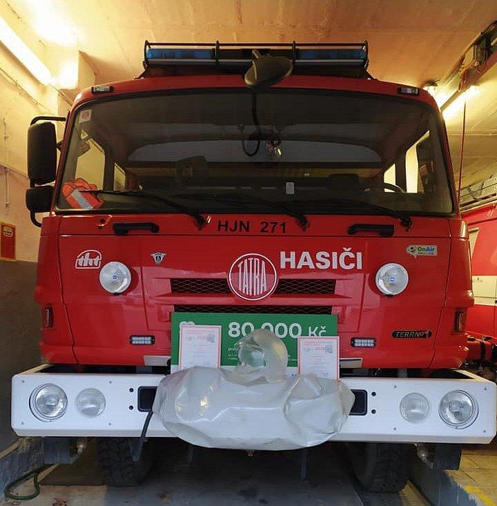 Sbor ze Smržovky uspěl v anketě dobrovolných hasičů.