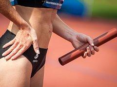 Atletika. Ilustrační snímek