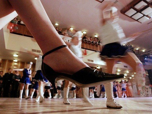 Plesová sezona. Ilustrační snímek.