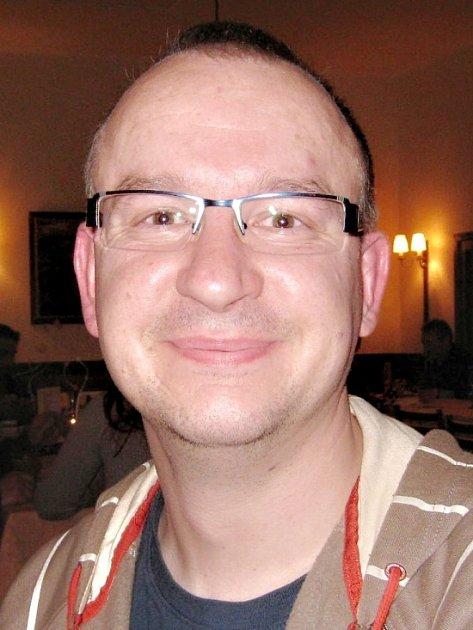 Pavel Svárovský DS Josefův Důl, technik