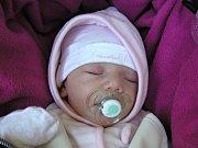 Ella Šilhánová se narodila Petře a Zdeňkovi Šilhánovým ze Železného Brodu 4. 4. 2016. Měřila 49 cm a vážila 2920 g.