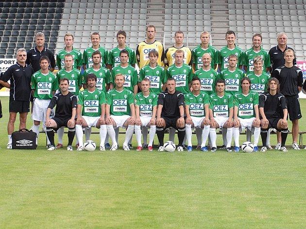 Tým FK Jablonec 97 pro sezónu 2007/2008