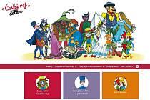 Nová podoba webu.