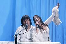 Skupina ABBA Stars vystoupila v Jablonci nad Nisou.