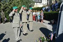 V Jablonci nad Nisou vzpomněli na začátek okupace.