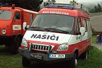 Sbor dobrovolných hasičů Smržovka.